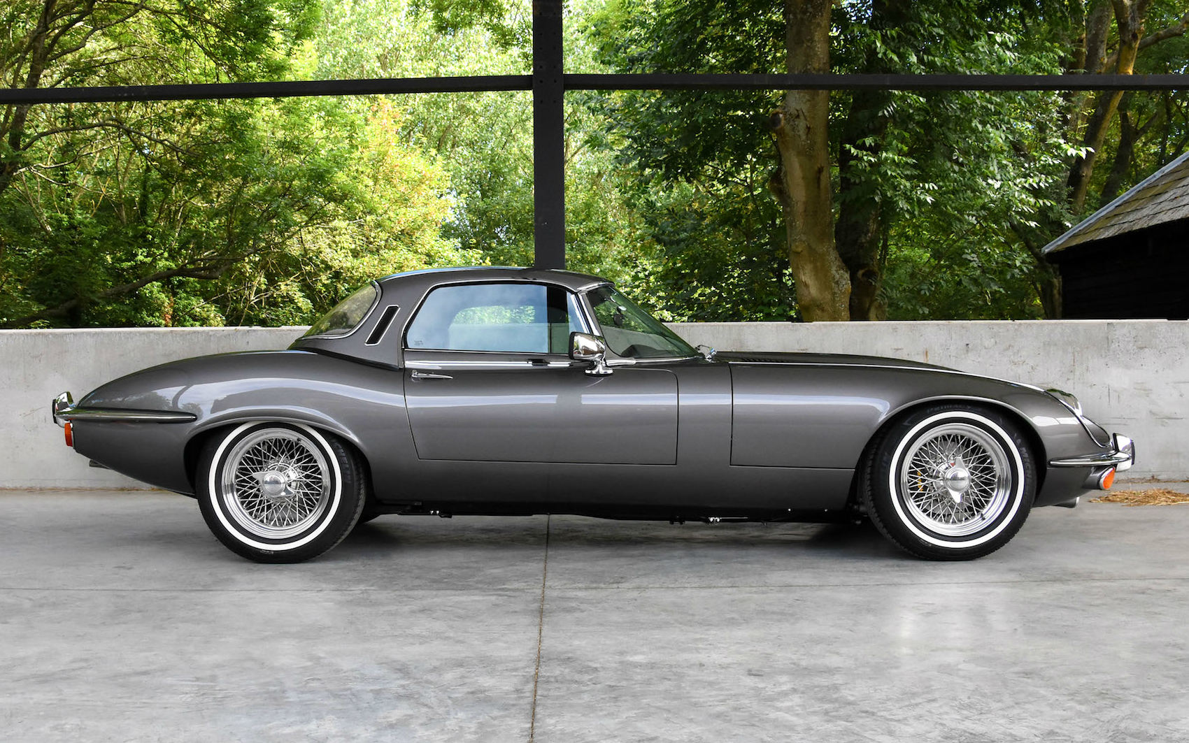 Jaguar E-Type Series 3 'High Spec' Edition