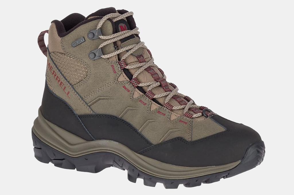 Merrell Thermo Chill Mid Waterproof Boots