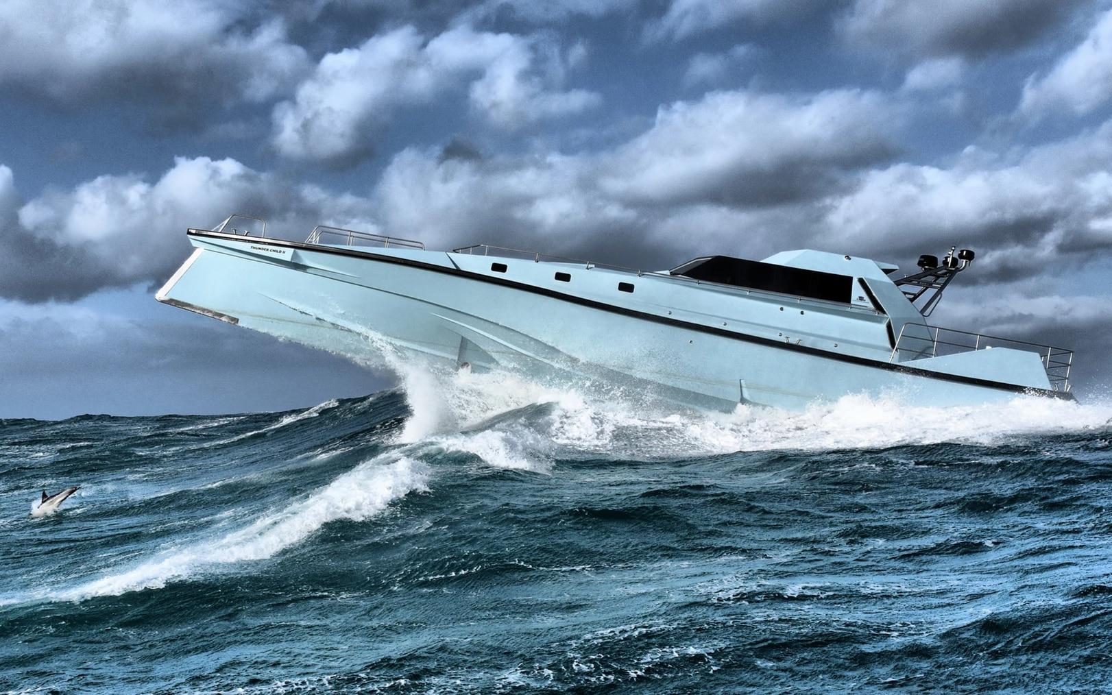 Safehaven Marine XSV20 Yacht
