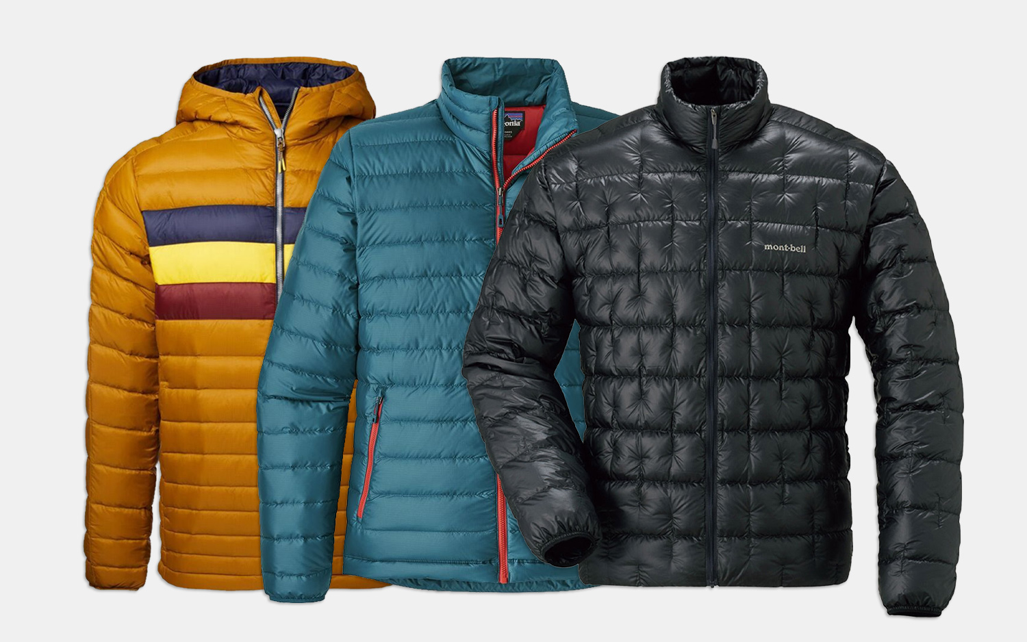 The 20 Best Men's Down Jackets For Winter