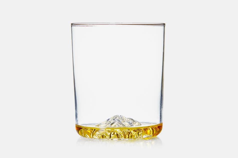 Whiskey Peaks Mt. Washington Whiskey Glasses