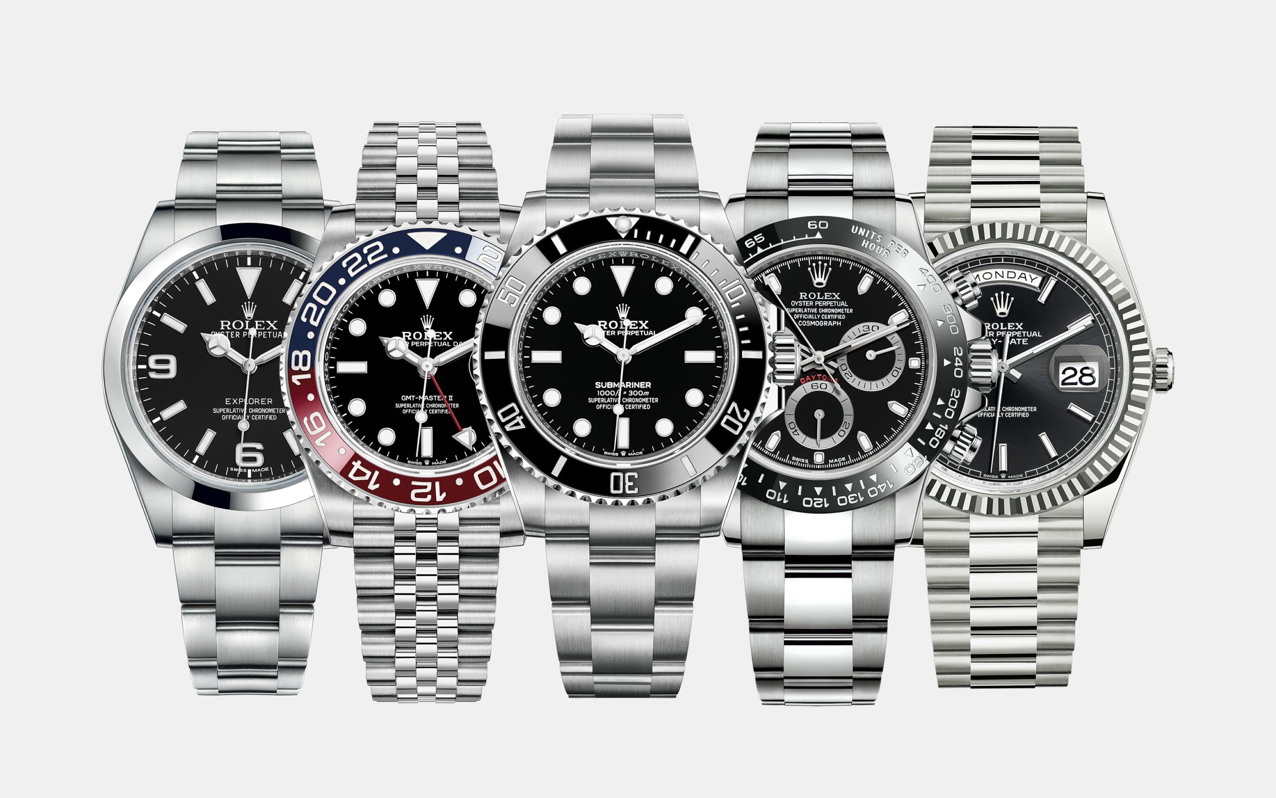 Most Iconic Rolex Watch Models