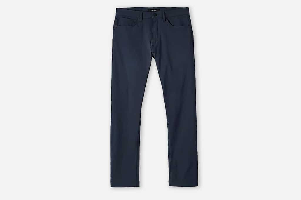 Proof Foundation 5-Pocket Pant