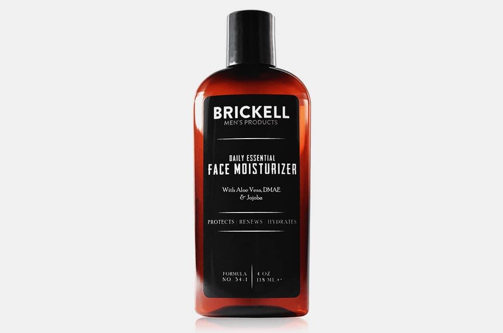 Brickell Men's Daily Essential Face Moisturizer for Men