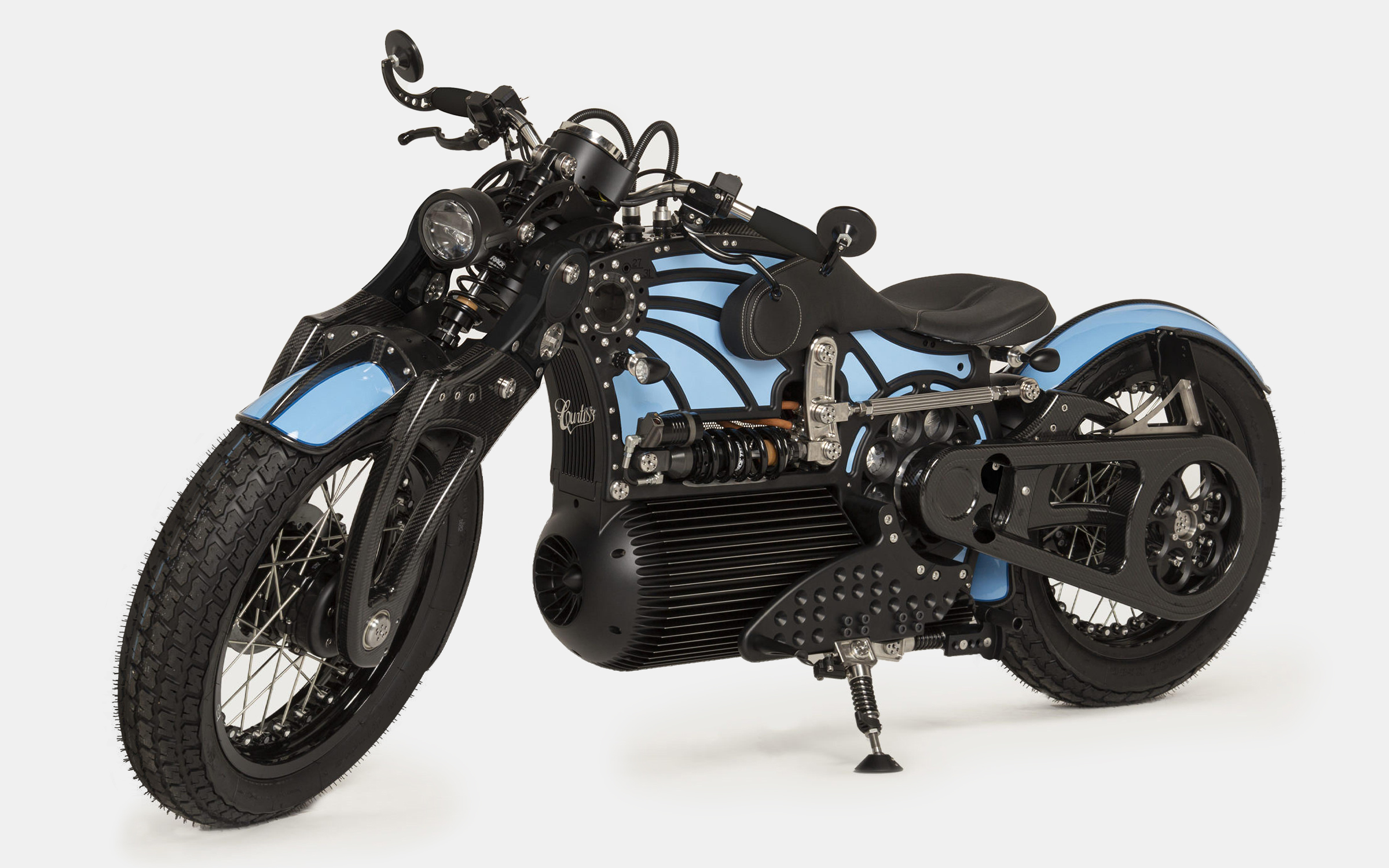 Curtiss The One Motorcycle