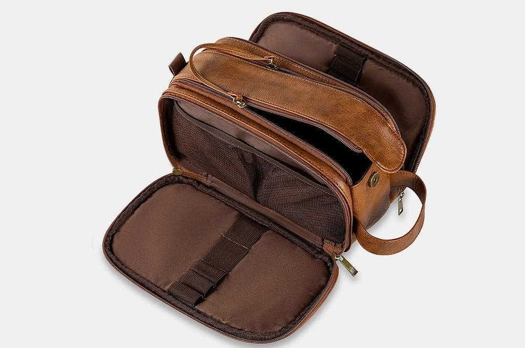 Elviros Travel Toiletry Bag