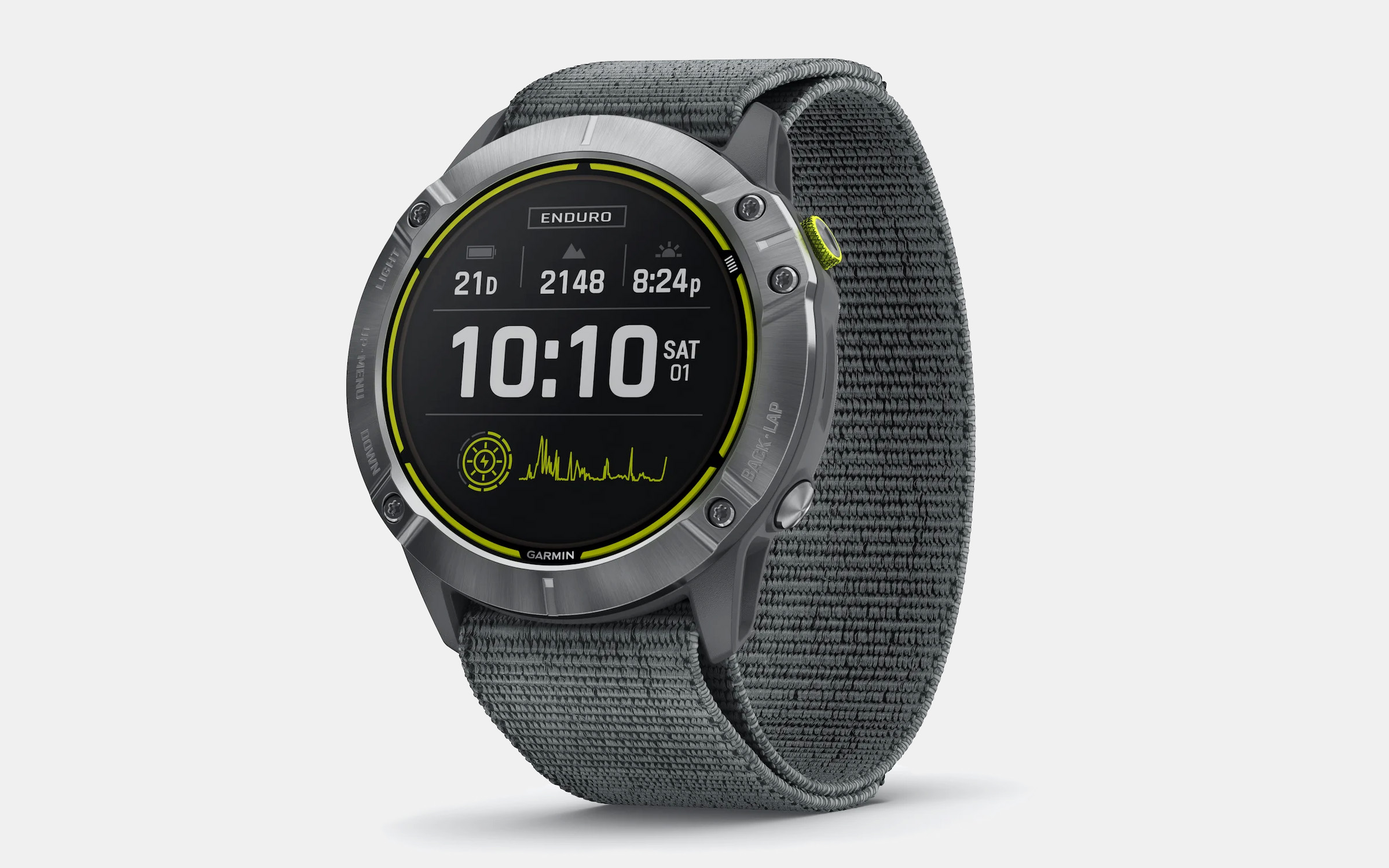 Garmin Enduro Solar GPS Watch