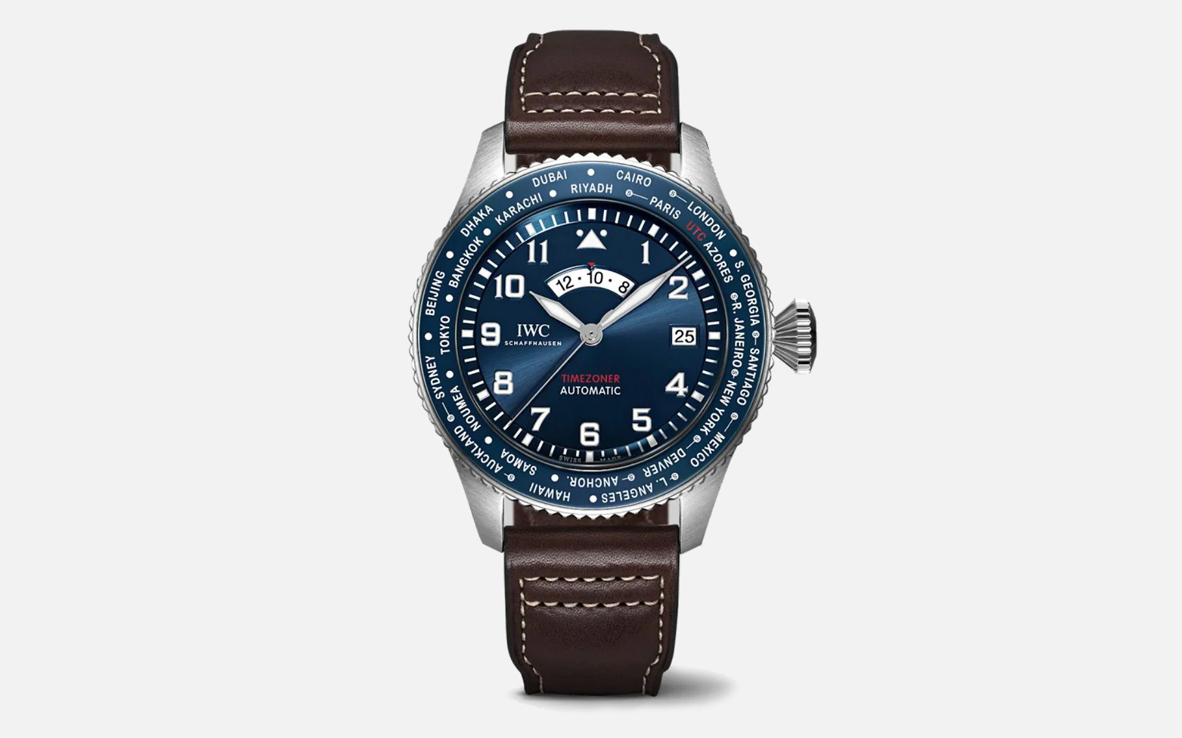 IWC Timezoner Le Petit Prince Pilot's Watch
