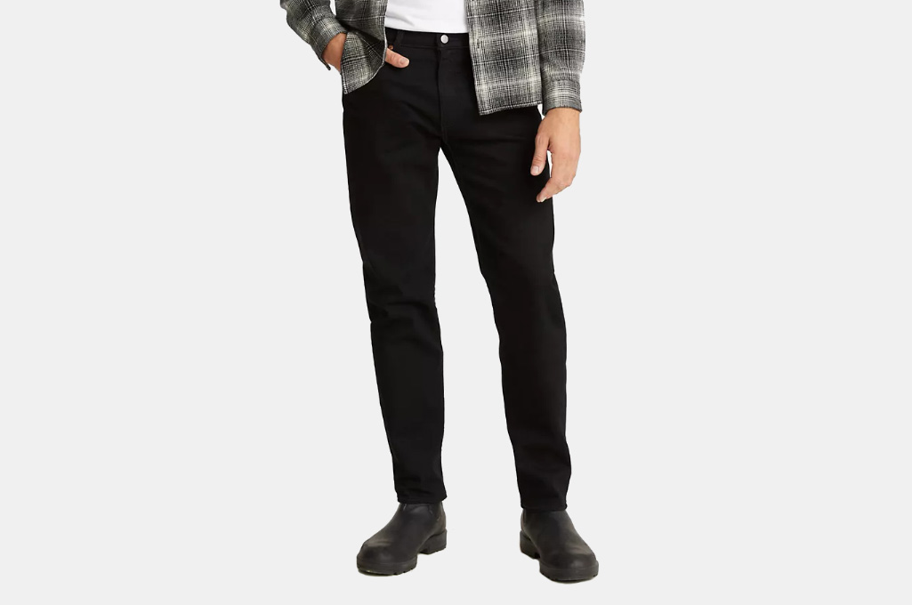 Levi's 502 Taper Fit Jeans