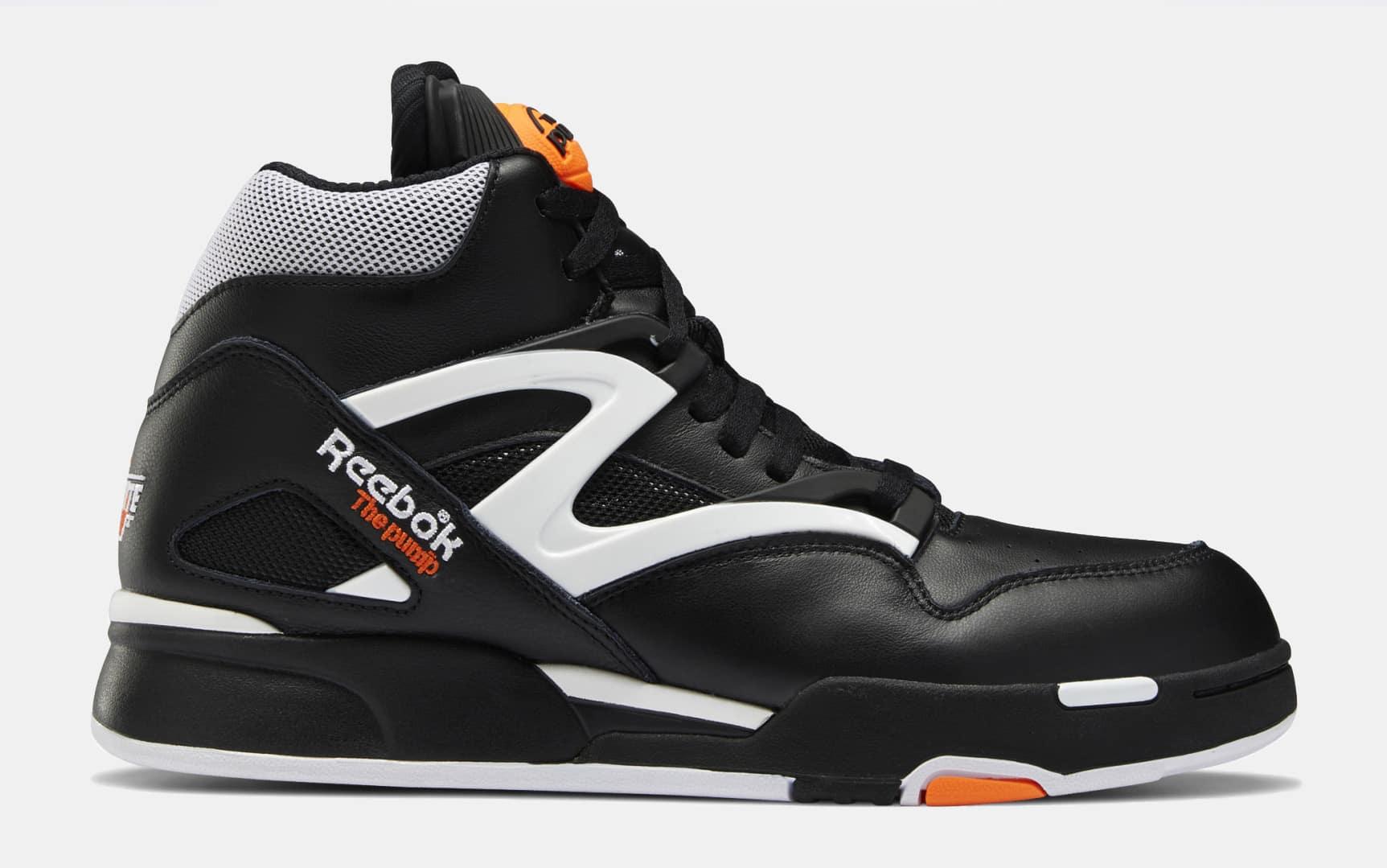 Reebok Pump Omni Zone II Basketball Shoes