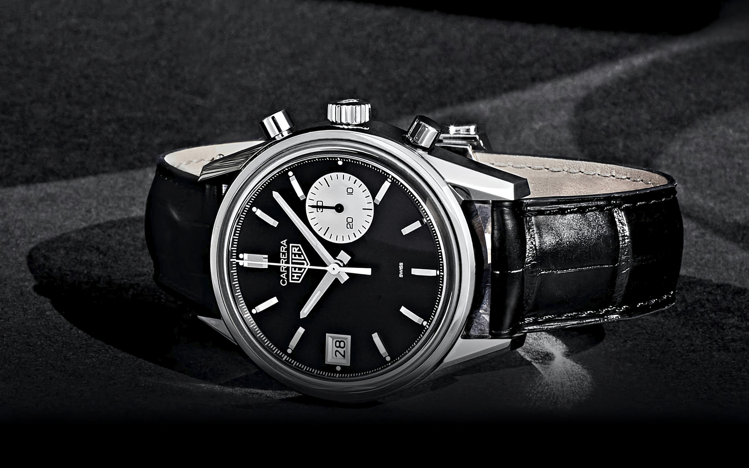 TAG Heuer Carrera 'Dato' Limited Edition Watch