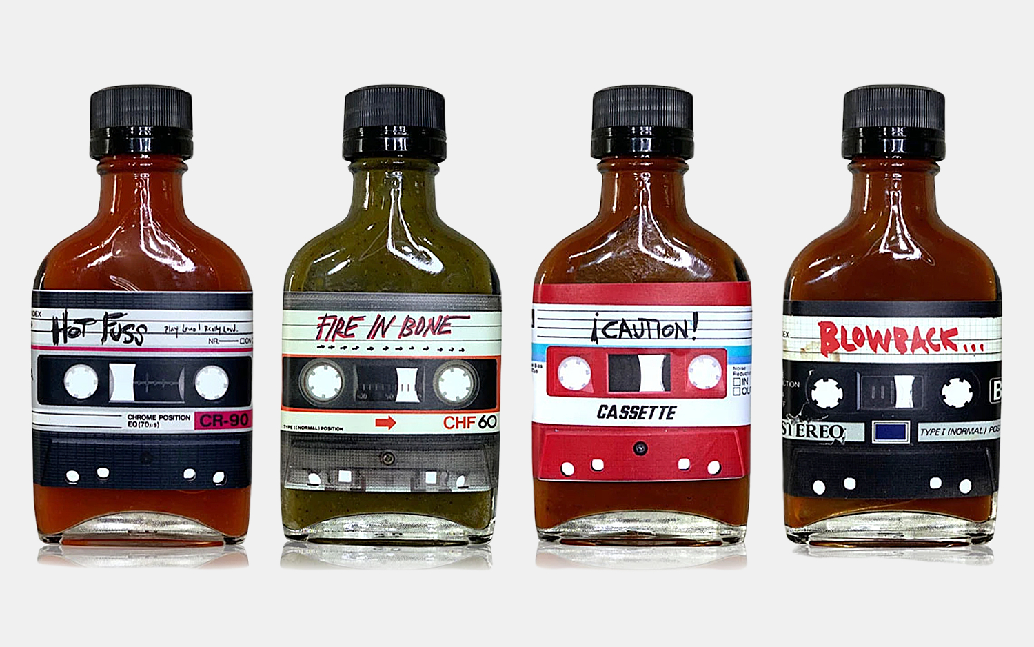 The Killers Hot Sauce