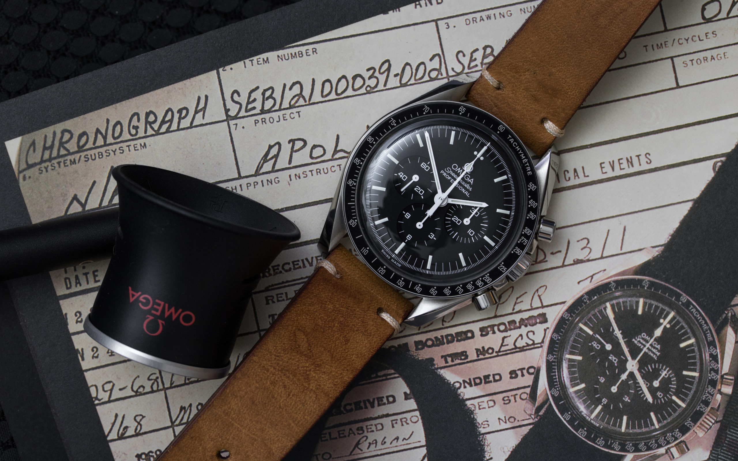 History of the Omega Speedmaster