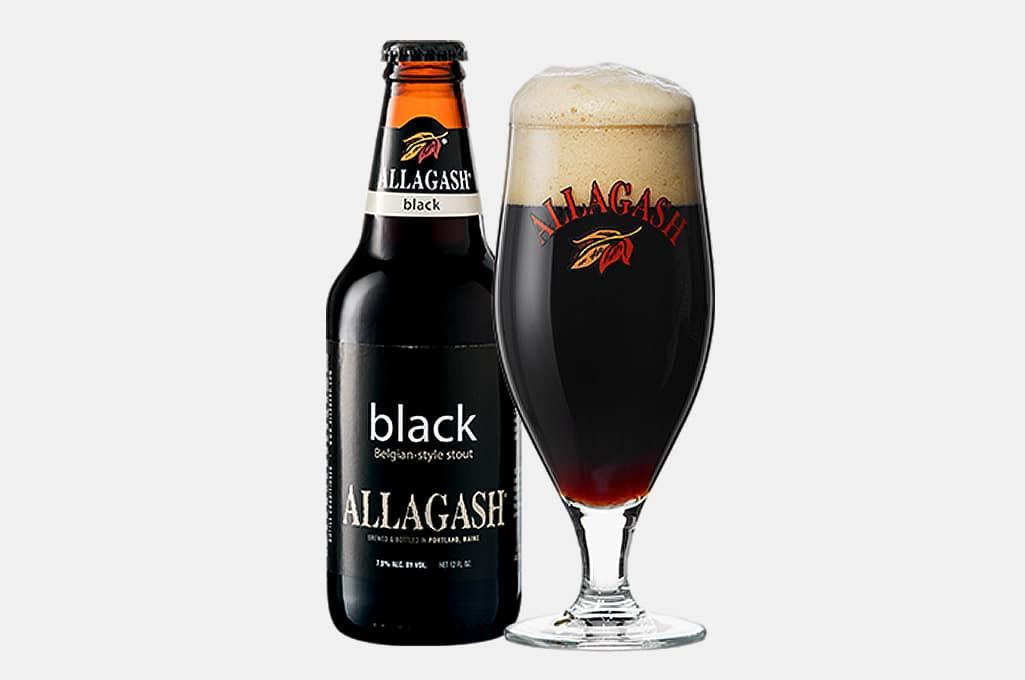 Allagash Black Stout