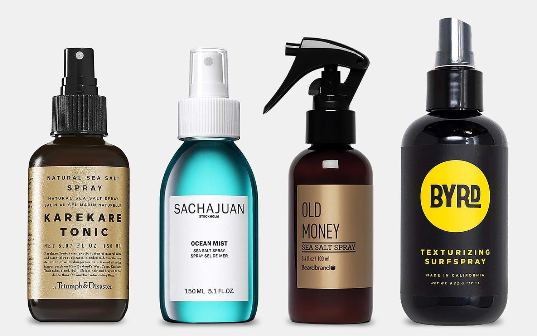 The 10 Best Salt Sprays For Men