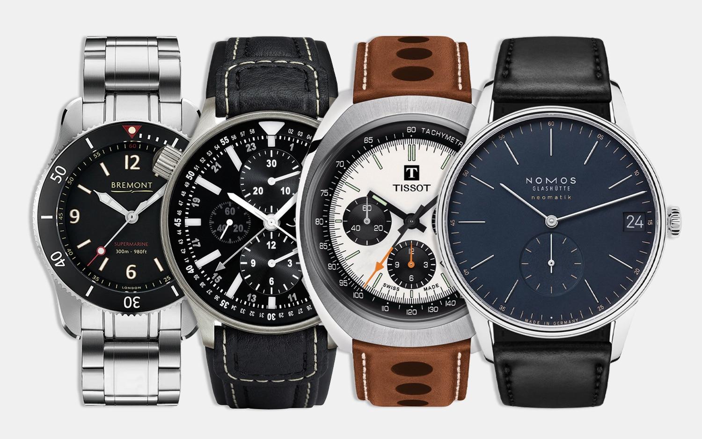 The 15 Best Men's Watches Under $5,000