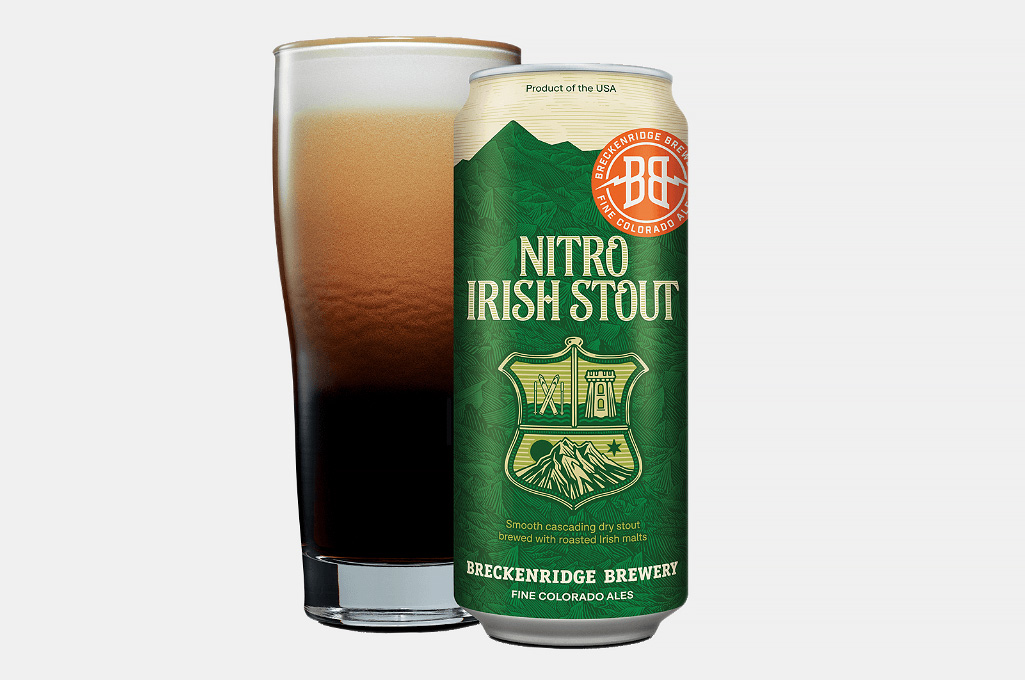 Breckenridge Nitro Irish Stout