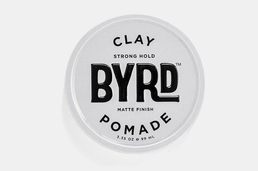 Byrd Clay Pomade