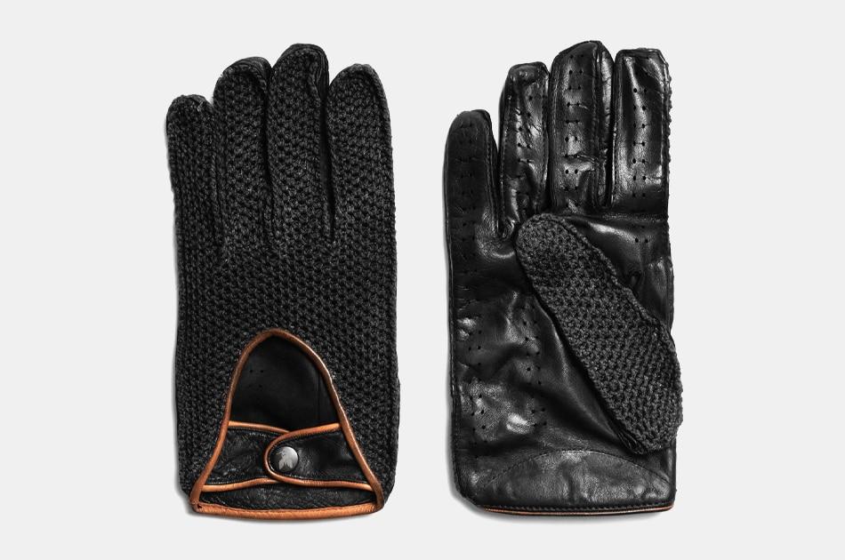 Christophe Fenwick Type MM Driving Gloves
