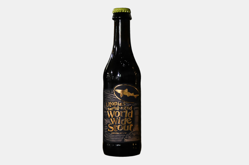 Dogfish Head Barrel-Aged Utopias World Wide Stout
