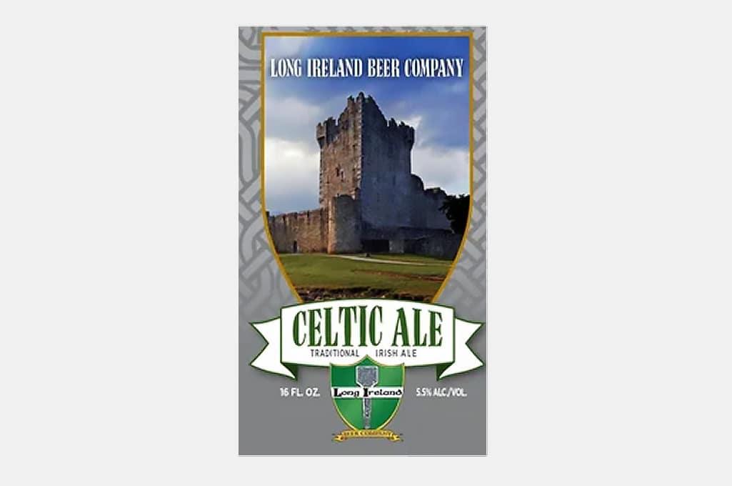 Long Ireland Brewing Celtic Ale
