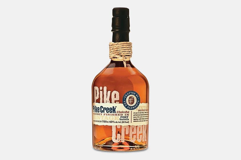 Pike Creek Port Barrel Finish Canadian Whisky