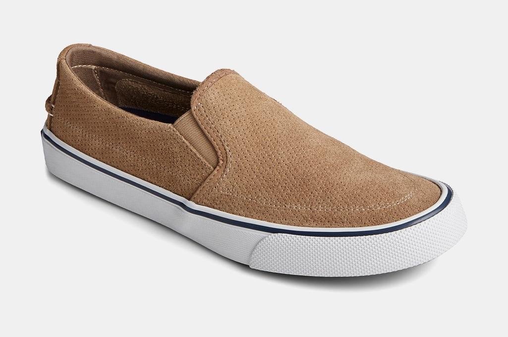 Sperry Striper II Slip-On Sneaker