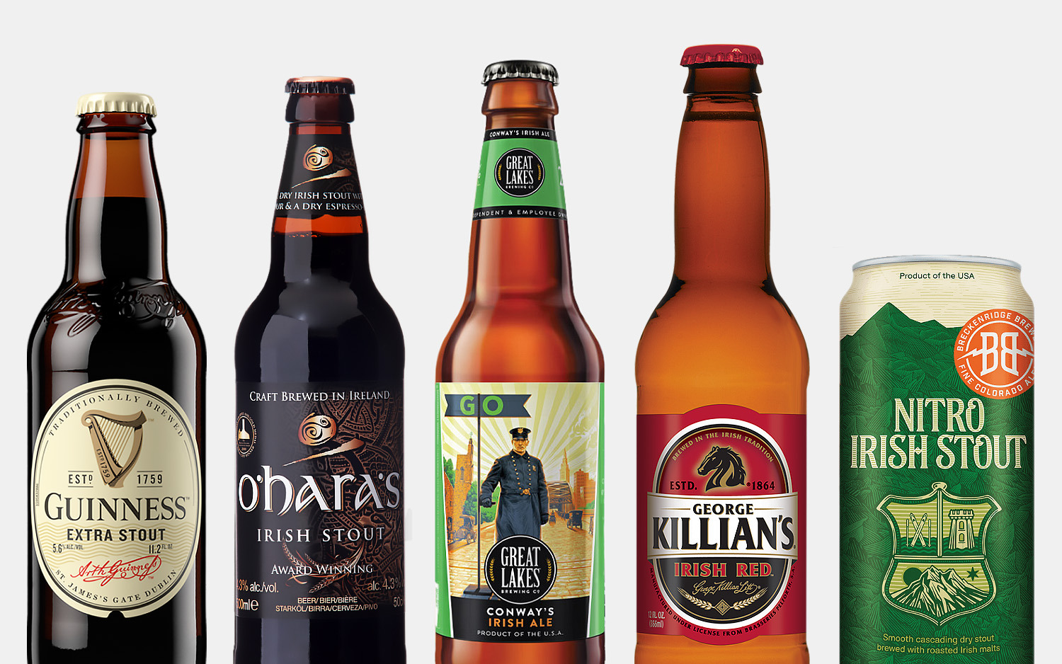 The 15 Best Beers To Drink For St. Patrick's Day