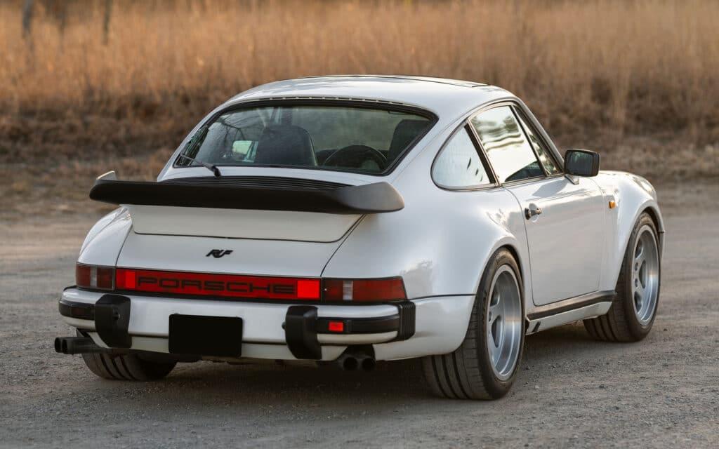 1981 Porsche RUF BTR