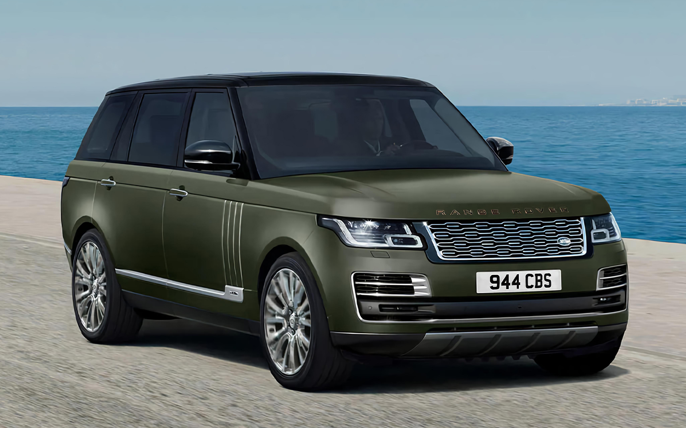 2022 Range Rover SVAutobiography Ultimate Edition