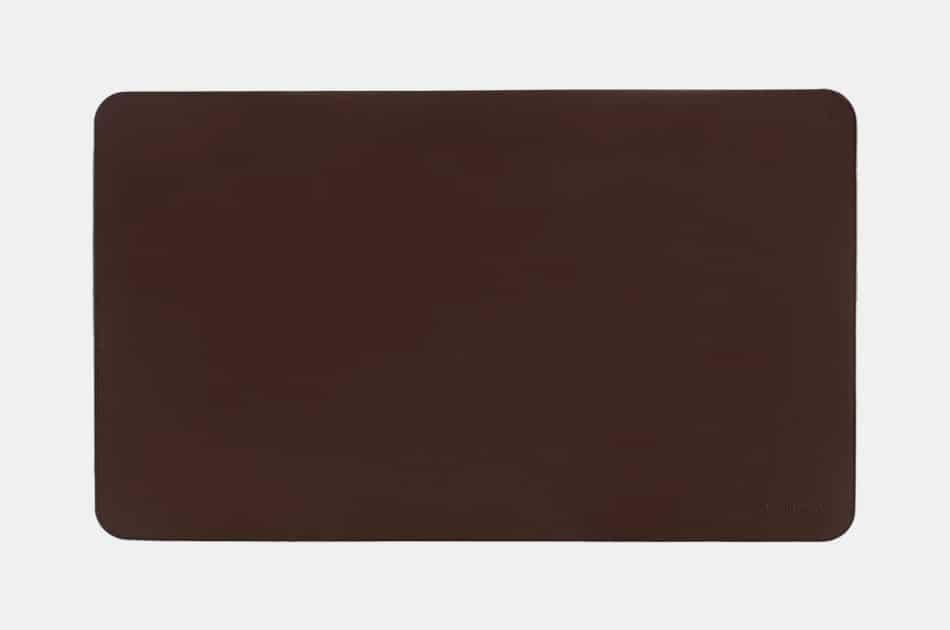 Beckett Simonon Leather Desk Pad