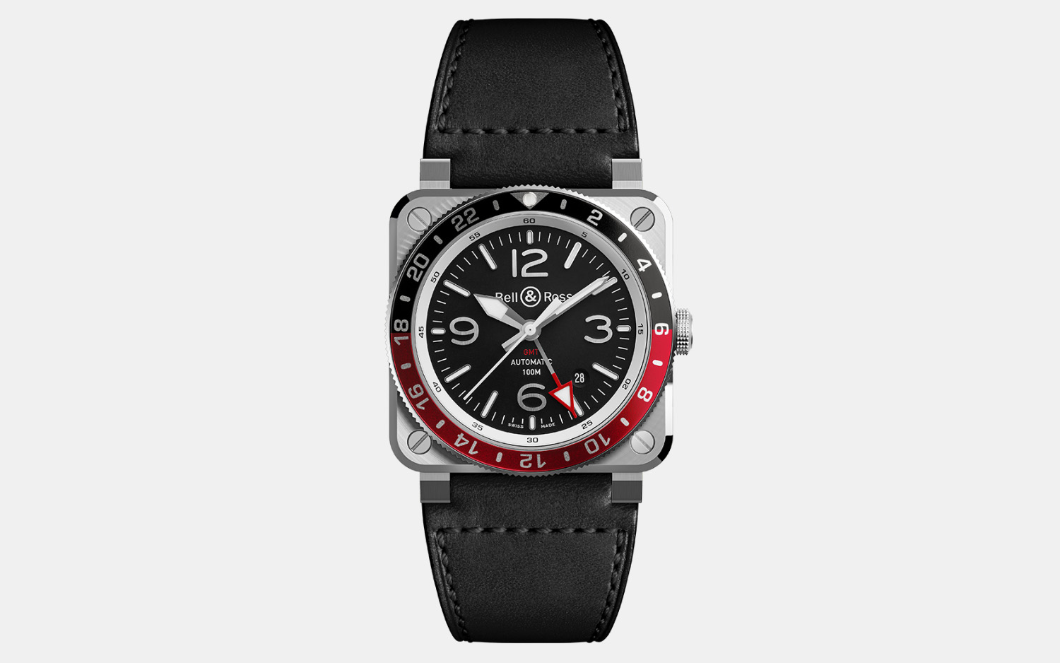 Bell & Ross BR 03-93 GMT Watch