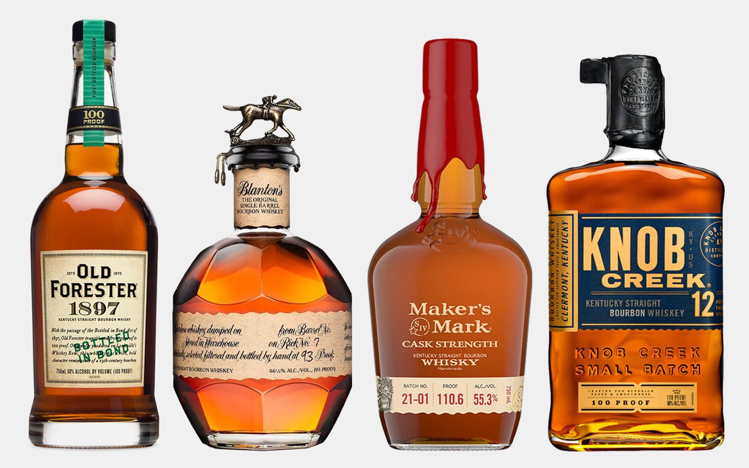 The 18 Best Bourbons Under $100