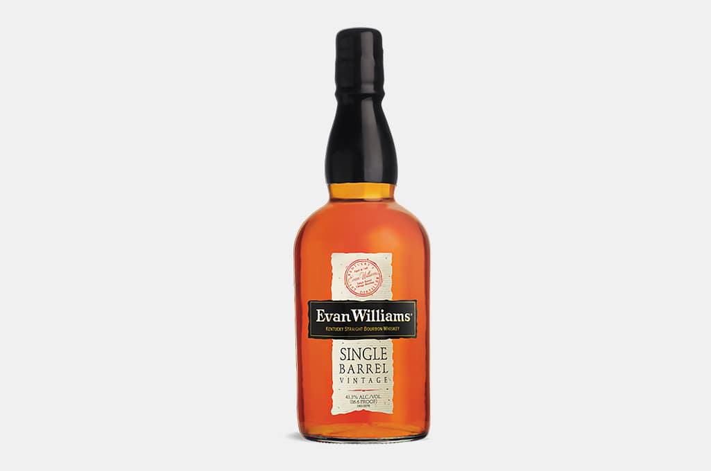 Evan Williams Single Barrel Bourbon
