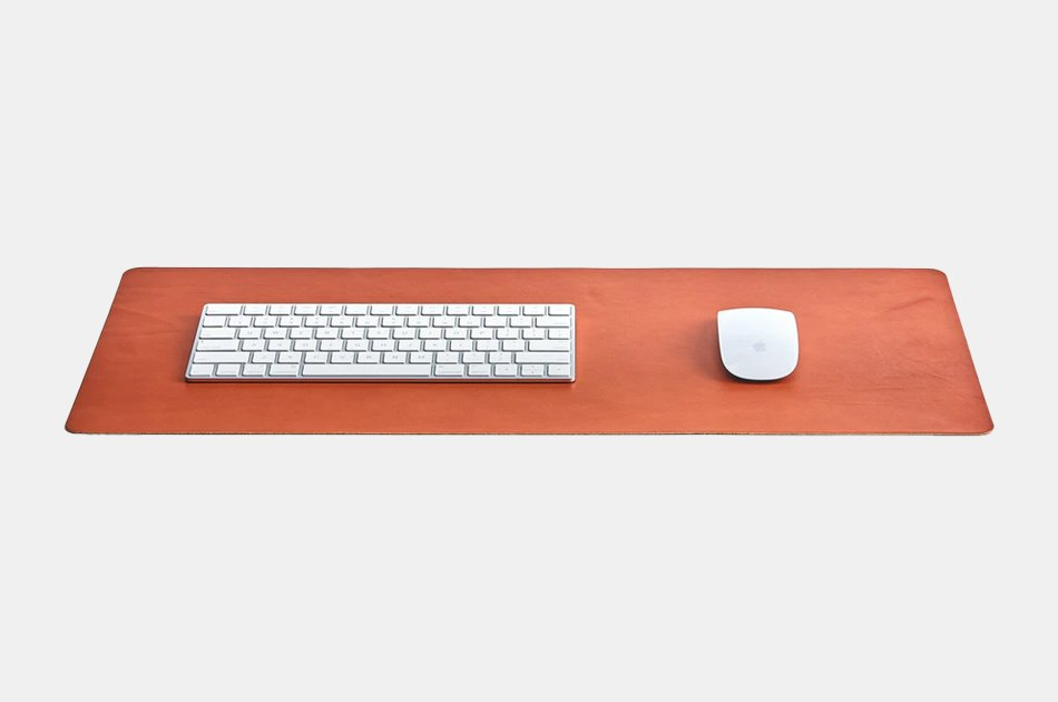 Grovemade Leather Desk Pad