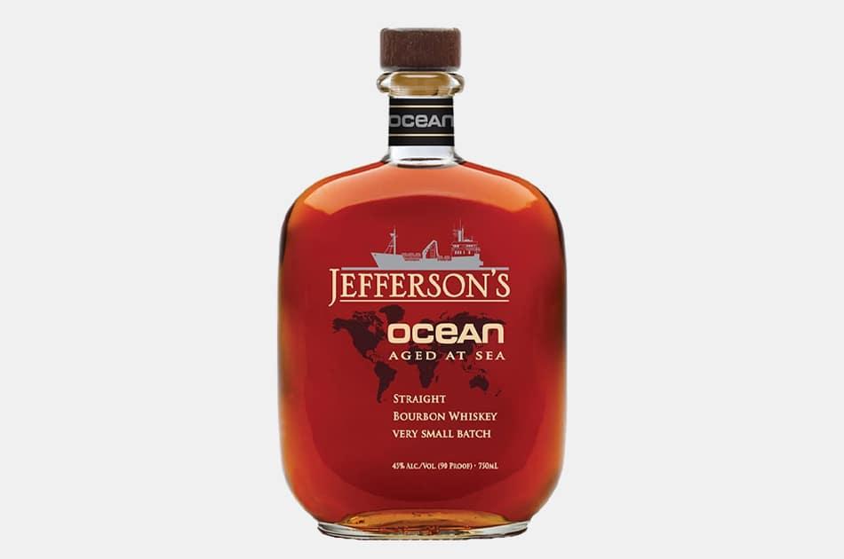 Jefferson's Ocean Aged at Sea Bourbon