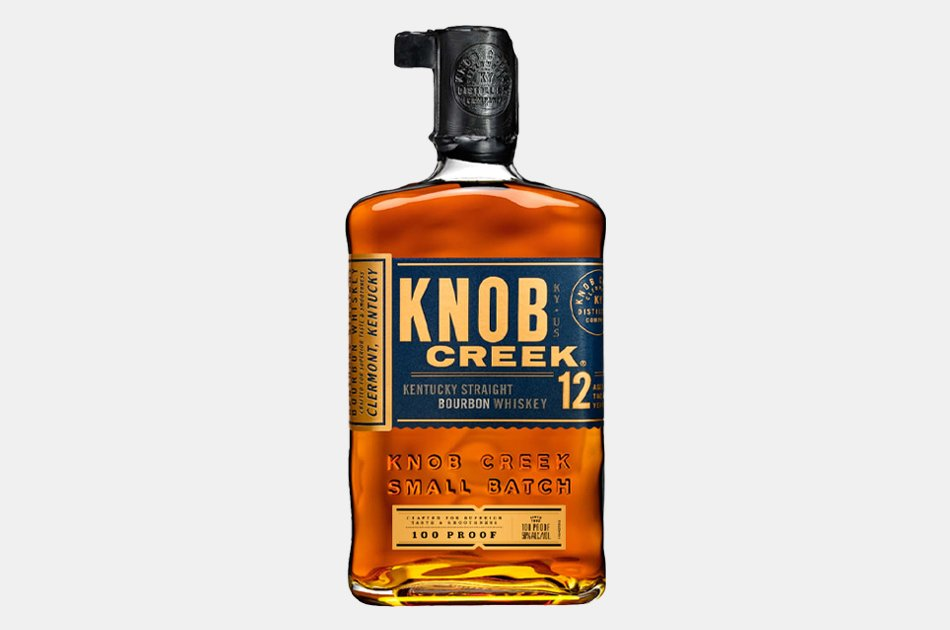 Knob Creek Kentucky Straight Bourbon 12 Year