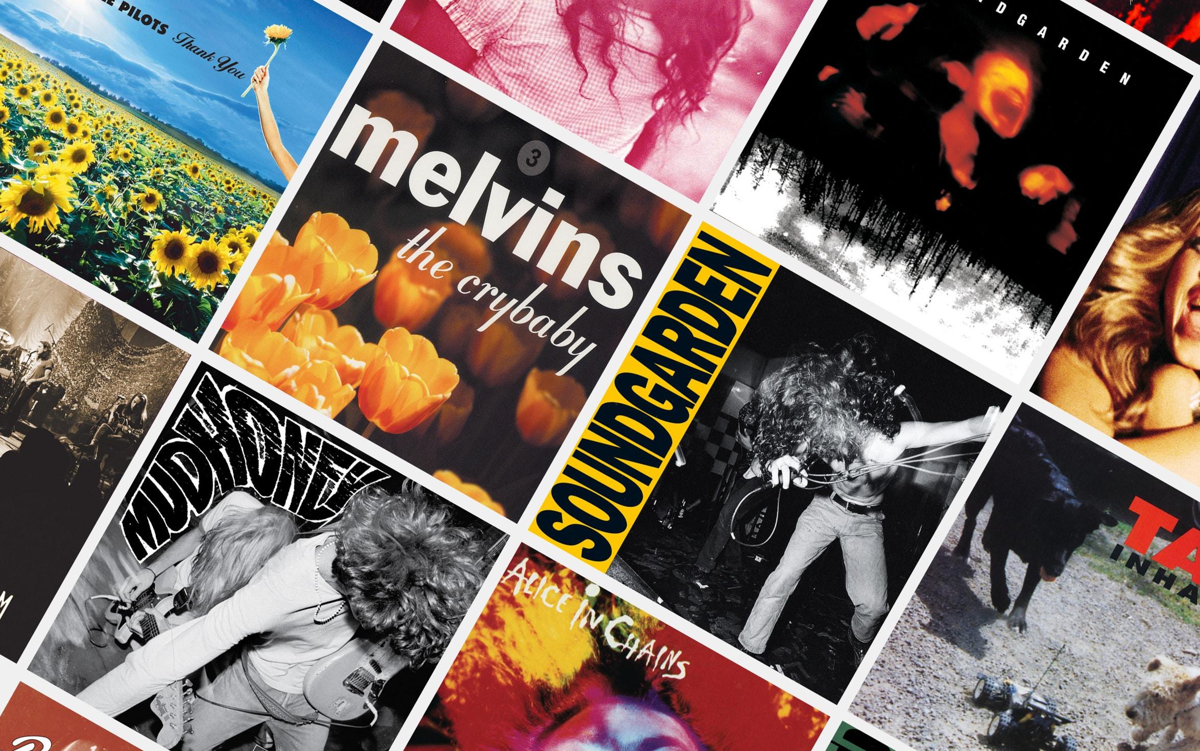 Grunge Playlist