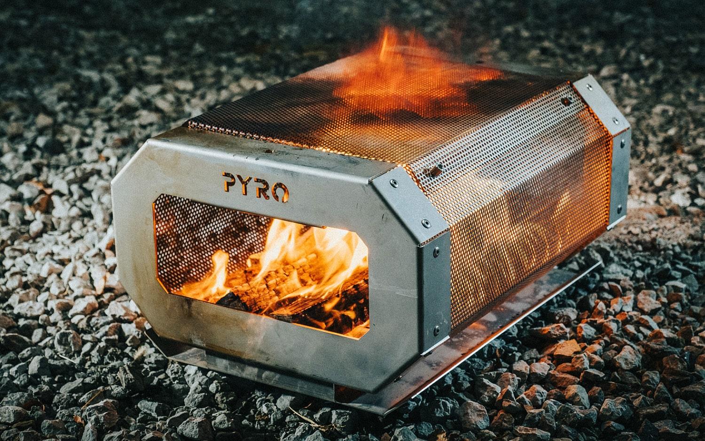Pyro Camp Fire Pit