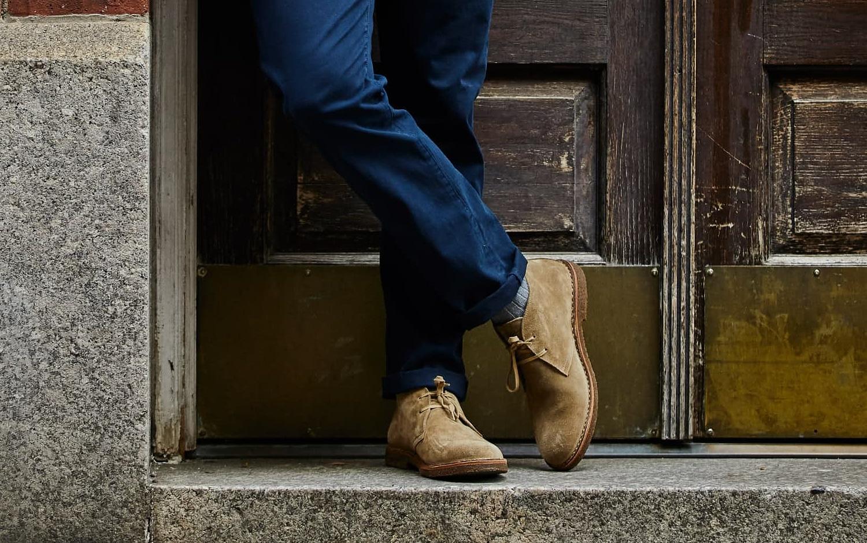 The 15 Best Men's Suede Chukka Boots