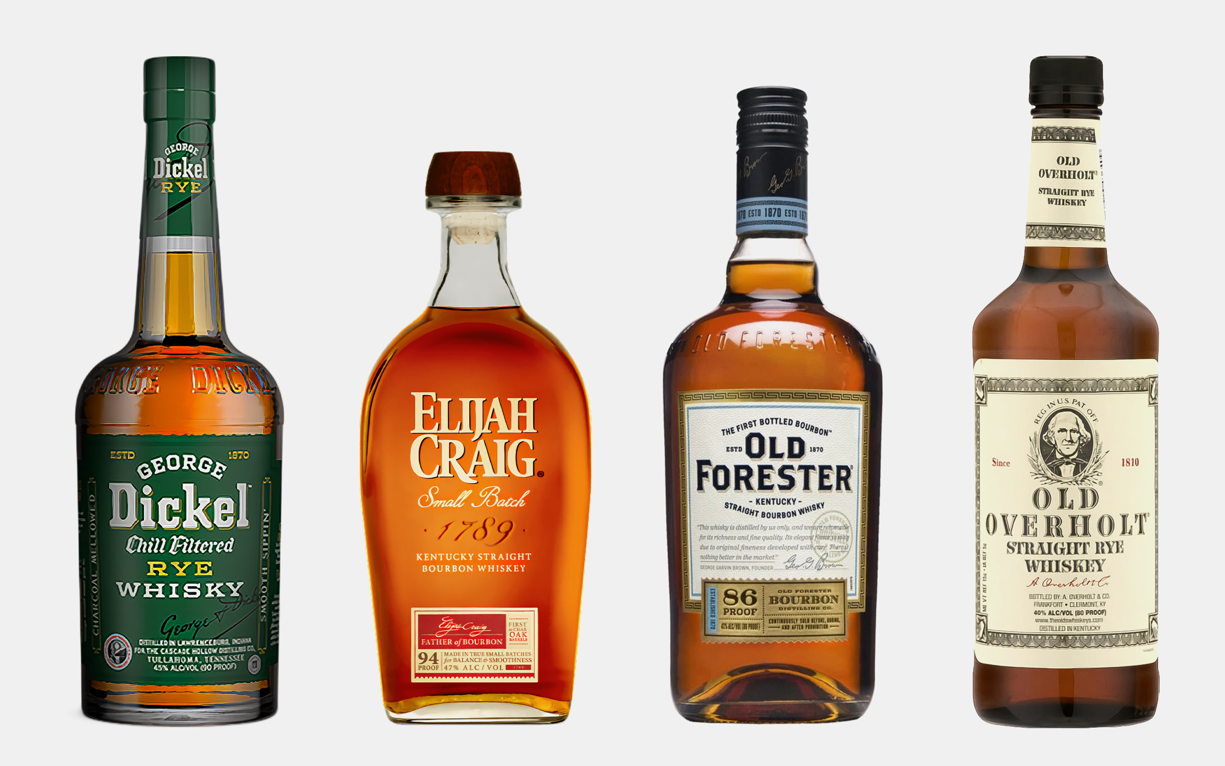 The 10 Best Whiskeys For An Old Fashioned