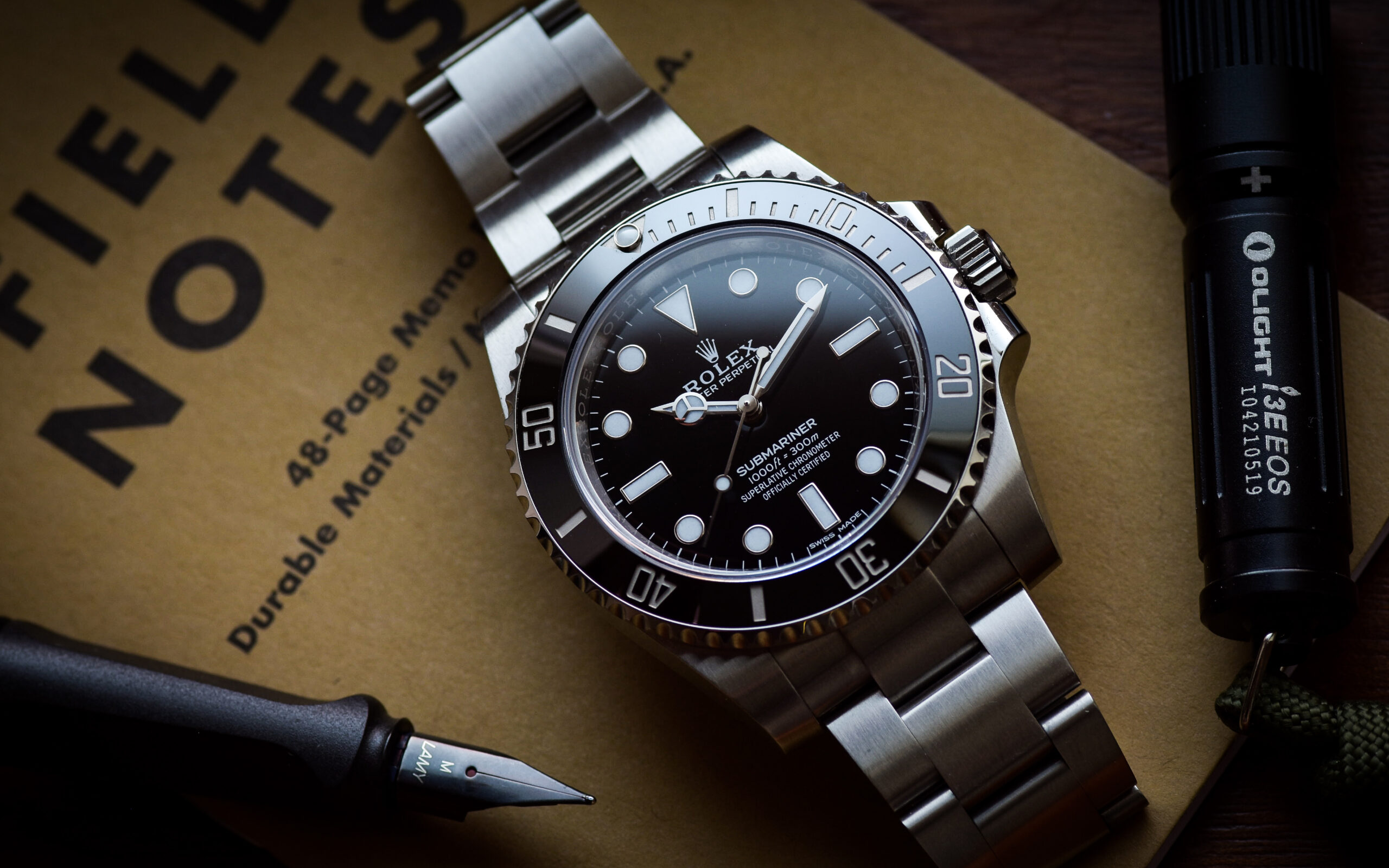 The Rich History of The Rolex Submariner