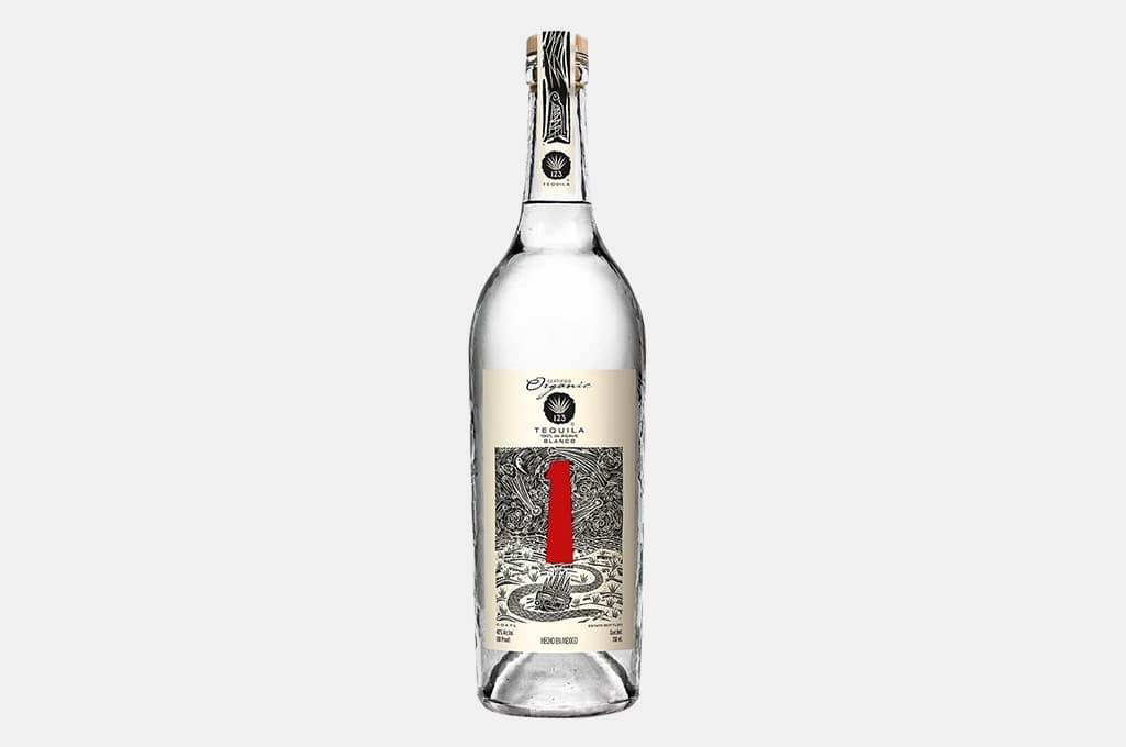 123 Organic Tequila Blanco