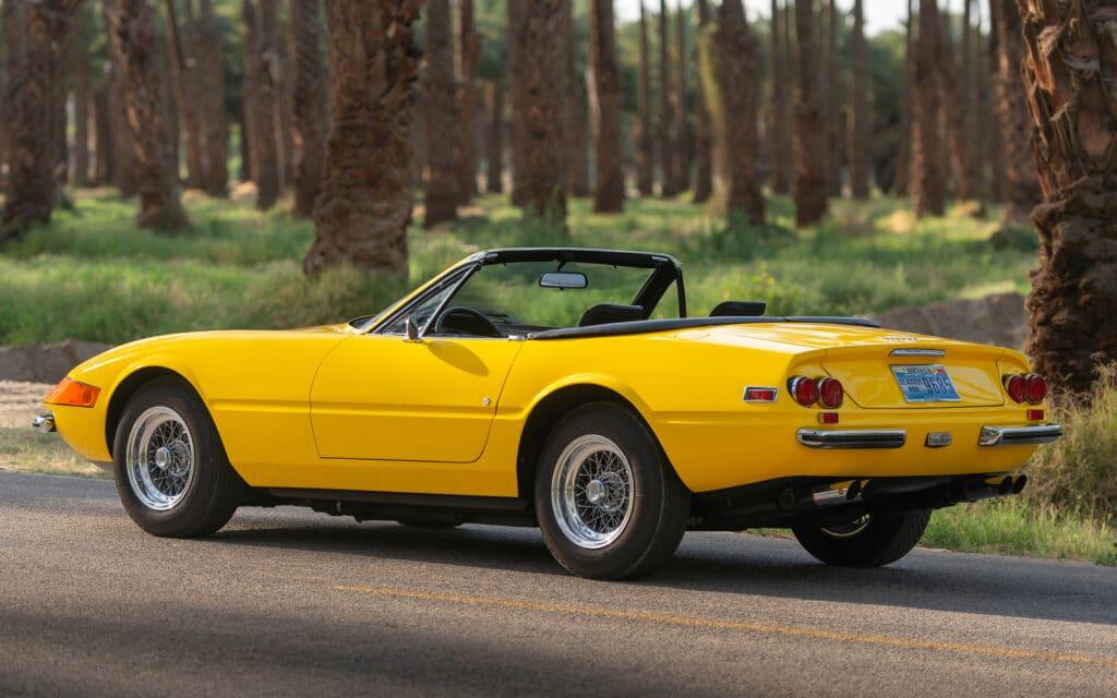 1971 Ferrari 365 GTS4 Daytona Spider
