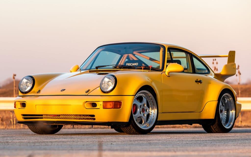 1993 Porsche 911 Carrera RSR 3.8 -