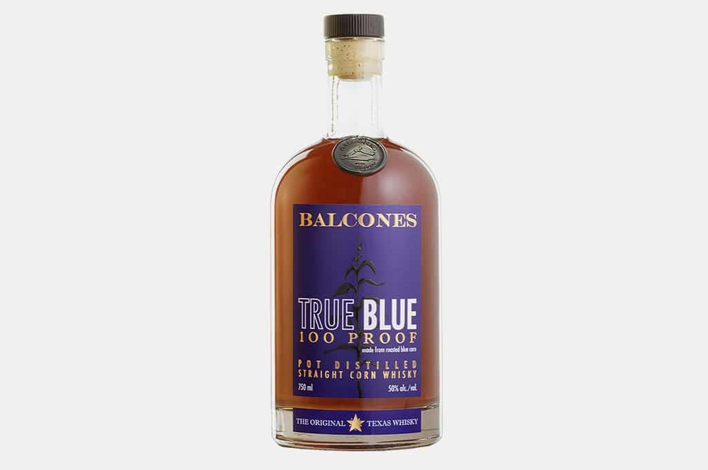 Balcones True Blue Texas Corn Whiskey