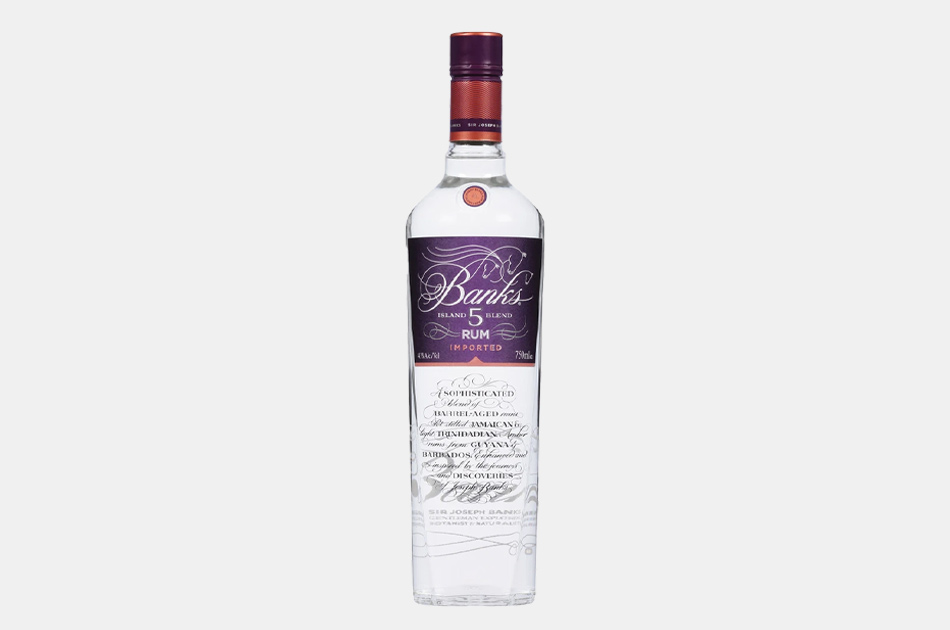 Banks 5 Island Rum Blend