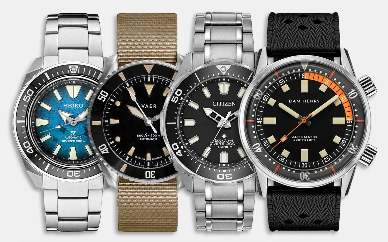 Best Dive Watches under 1000