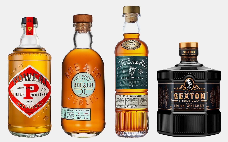 The 15 Best Irish Whiskeys Under $50