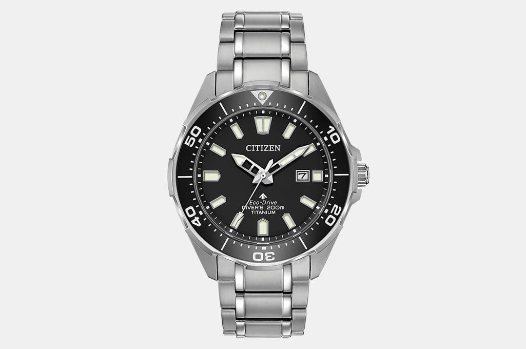 Citizen Promaster Diver Watch
